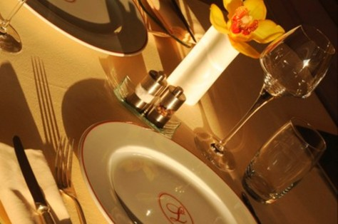 Refined cuisine, hospitality and decoration in harmony with comfort and conviviality